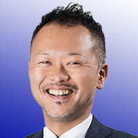 横溝龍太郎氏