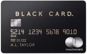 ラグジュアリー ブラックカード