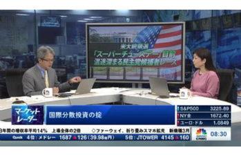 マーケット・レーダー【2020/02/25】