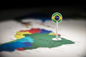 ブラジルGDP