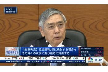 日銀総裁会見【2019/06/20】