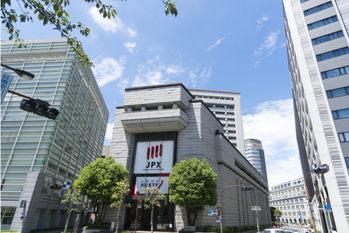 日本証券取引所