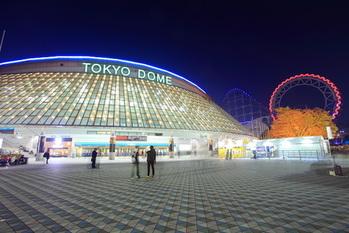 東京ドーム,株価