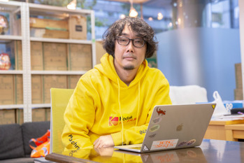 若林恵氏(写真=森口新太郎)