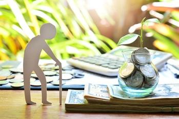 年金,不足,資産運用