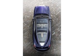 ロールス・ロイス,高級車,スウェプテイル