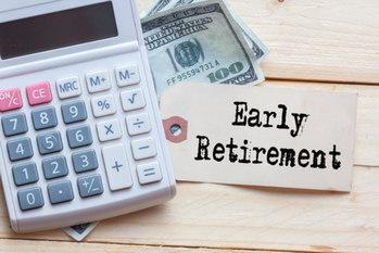 早期退職,貯蓄術,老後