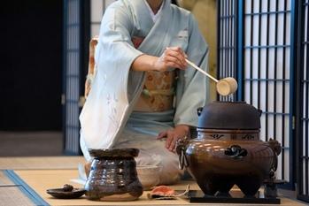 日本文化,茶道,歴史