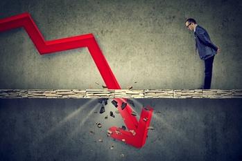 定期預金残高,過去最低,投資