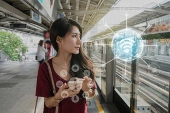 AI,中国経済,交通