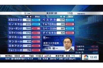 個別株を斬る【2019/06/11】
