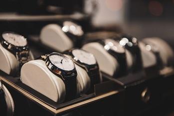 富裕層,腕時計