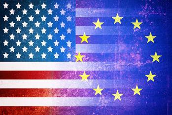 ユーロ高騰,対米問題