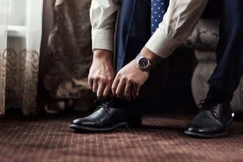 富裕層,紳士靴