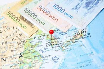 韓国,高齢者貧困率