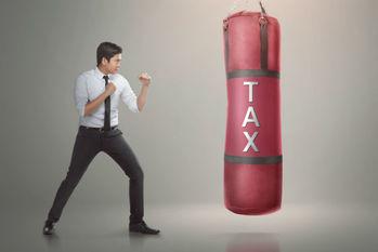 中国経済,減税