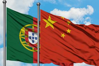 中国・ポルトガル