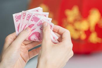 中国経済,貯蓄率
