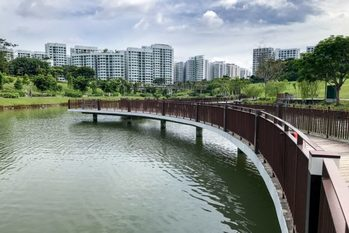 HDB resale market sees