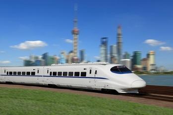 中国経済,鉄道業界