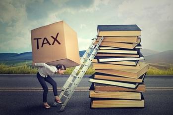 サラリーマン増税,増税時代