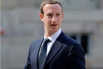 Mark Zuckerberg's success