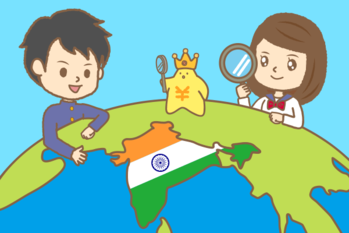 高校生,インド