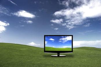 有機ELテレビ向けパネル