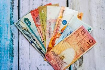 外貨預金,差益,差損