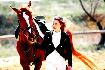 ビジネス,教育,乗馬