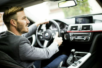 車の運転,高速道路,渋滞