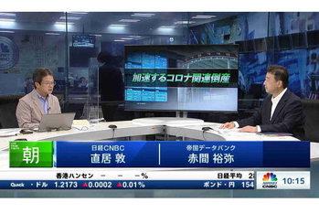 朝エクスプレス ゲストトーク【2021/06/09】