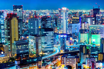 大阪,夢洲