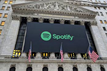 上場,IPO,Spotify