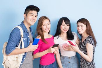 中国経済,留学生,