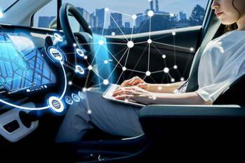自動車,autonomous vehicle