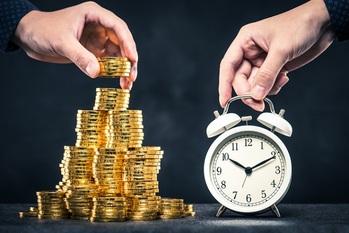 投資,時間