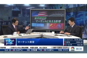 マーケット・レーダー【2019/05/20】