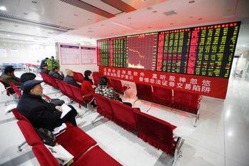 中国株式市場