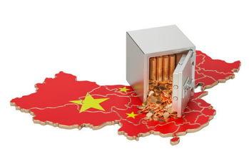 中国経済,人民元