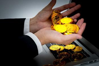 仮想通貨,クレジットカード