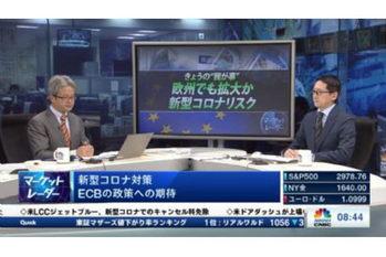 マーケット・レーダー【2020/02/28】