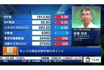 コモディティー情報【2021/01/08】