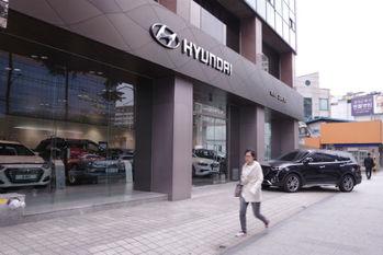 韓国経済,自動車産業