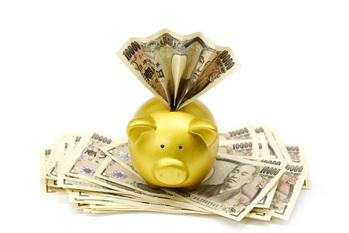 浪費家,お金を貯める