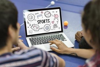株式新聞,スポーツ関連