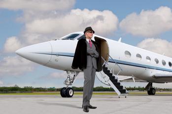 飛行機,億万長者,セレブ