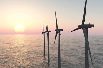 株式新聞,洋上風力発電