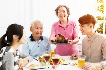 中国経済,高齢者