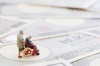 介護保険料引き上げ